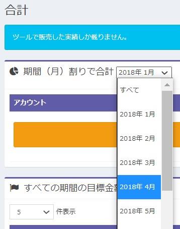 2020 08 21 09h09 45 新機能リリース 〇落札数をカレンダーで表示 日々の売上データを見やすくしました。