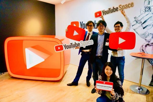 s LRG DSC09587 YouTubeスタジオ(YouTube Space Tokyo)ってどんなとこ?料金は?利用条件は?
