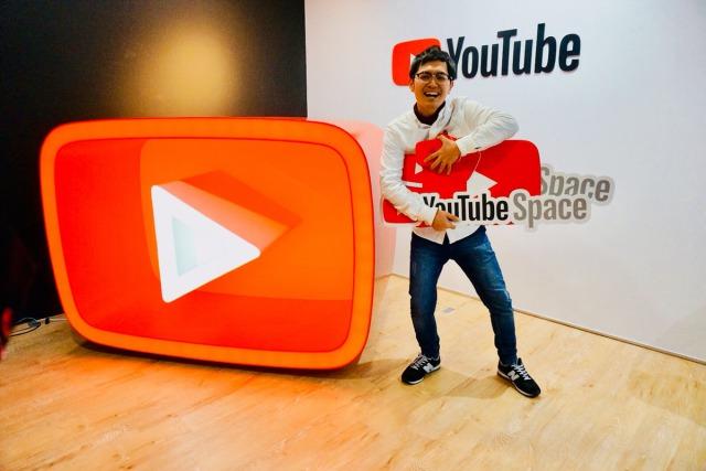 s LRG DSC09592 YouTubeスタジオ(YouTube Space Tokyo)ってどんなとこ?料金は?利用条件は?
