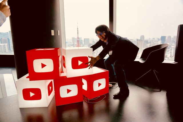 s LRG DSC09606 YouTubeスタジオ(YouTube Space Tokyo)ってどんなとこ?料金は?利用条件は?
